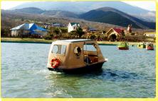 湖のお船ぷっかぷか(2艇限定)
